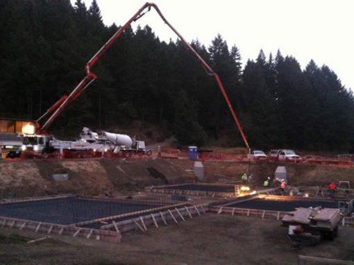 Cooper Creek Water Treatment Facility