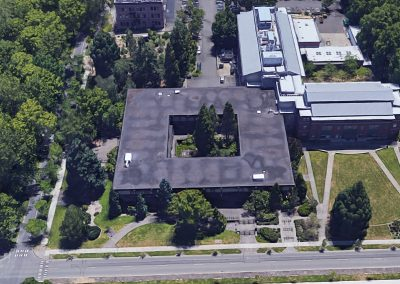 OSU Peavy Hall